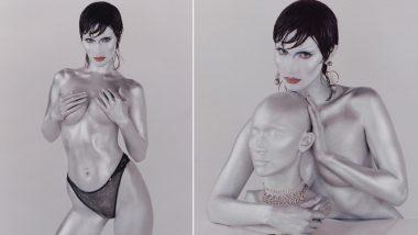 Bella Hadid Topless Photos: अमेरिकन सिंगर बेला हदीद फोटोशूट के लिए हुई टॉपलेस, हैरतअंगेज लुक से किया हैरान
