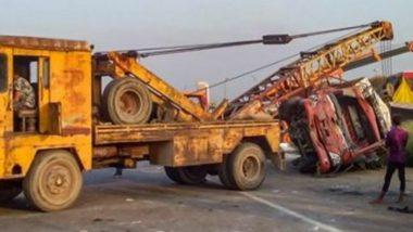 Gujarat: अमरेली में बड़ा हादसा, बेकाबू क्रेन झुग्गियों में घुसी, 2 बच्चों समेत 8 की मौत, सीएम विजय रूपाणी ने कलेक्टर से मांगी रिपोर्ट