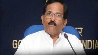 केंद्रीय मंत्री श्रीपद नाइक की हालत पहले से बेहतर, गोवा गए  AIIMS के डॉक्टरों ने कहा- दिल्ली शिफ्ट की जरूरत नहीं