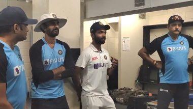 Ind vs Aus: गाबा फतह करने के बाद Ajinkya Rahane ने दिया था दमदार स्पीच, वीडियो देखकर आपके भी खड़े हो जाएंगे रोंगटे