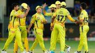 CSK Squad for IPL 2021: जानिए चेन्नई सुपर किंग्स ने आईपीएल ऑक्शन से पहले किन खिलाड़ियों को किया रिटेन और किसे किया रिलीज, देखें पूरी लिस्ट