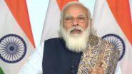 प्रधानमंत्री मोदी बोले-इतने कम समय में दो मेड इन इंडिया वैक्सीन तैयार करना हमारे टैलेंट को दिखाता है