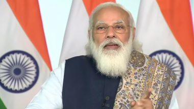 PM Modi Launches COVID-19 Vaccination Drive: प्रधानमंत्री मोदी बोले-इतने कम समय में दो मेड इन इंडिया वैक्सीन तैयार करना हमारे टैलेंट को दर्शाता है