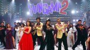 Hungama 2: शिल्पा शेट्टी और परेश रावल ने फिल्म 'हंगामा 2' के टाइटल ट्रैक के लिए किया शूट