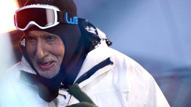Amitabh Bachchan Health Update: सर्जरी के बाद अमिताभ बच्चन ने अपनी लेटेस्ट फोटो की शेयर, लिखा- हूं दृष्टि हीन पर