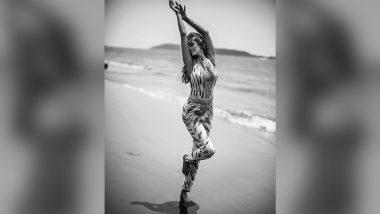 Esha Gupta Hot Photo: ईशा गुप्ता ने अपनी लेटेस्ट फोटो में दिखाया अपना हॉट अवतार, फिटनेस देखकर हो जाएंगे हैरान