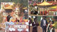 गणतंत्र दिवस परेड में इस साल पहली बार लद्दाख की झांकी देखने को मिली.