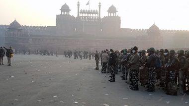 दिल्ली: लाल किला पर्यटकों के लिए 31 जनवरी तक हुआ बंद, आदेश जारी