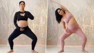 Kareena Kapoor Khan Yoga Video: बेबी बंप के साथ करीना कपूर खान ने किया योग, वीडियो देख हो जाएंगे इम्प्रेस