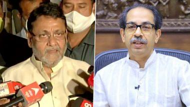 Maharashtra: एनसीपी और शिवसेना में Aurangabad का नाम बदलने को लेकर ठनी, नवाब मलिक बोले-नामांतर का कोई भी विषय सरकार के एजेंडे में नहीं है