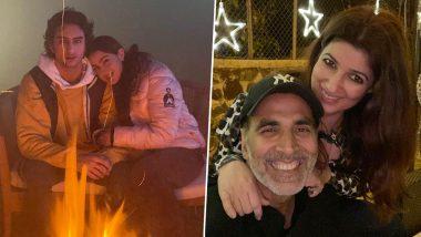 Happy New Year: अक्षय कुमार से लेकर सारा अली खान तक बॉलीवुड सितारों ने इस अंदाज में किया नए साल का स्वागत, देखें Photos