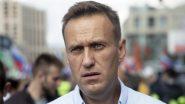 जर्मनी से वापसी पर रूसी विपक्षी नेता को हिरासत में लिया गया