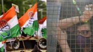 महाराष्ट्र कांग्रेस ने की रिपब्लिक टीवी संपादक अर्नब गोस्वामी को 'राजद्रोह' के लिए गिरफ्तार करने की मांग