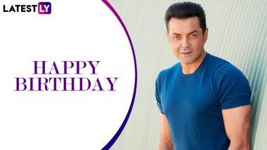 Happy Birthday Bobby Deol: Aashram स्टार बॉबी देओल की जिंदगी से जुड़ी ये दिलचस्प बातें शायद ही जानते होंगे आप!