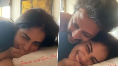 Genelia Deshmukh और Riteish Deshmukh बेडरूम में हुए रोमांटिक, Video में दिखी इनकी क्यूट केमिस्ट्री