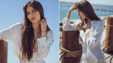 Arbaaz Khan की गर्लफ्रेंड Giorgia Andriani ने पोस्ट की बेहद Hot Photo! सेक्सी अवतार देखकर हो जाएंगे क्लीन बोल्ड