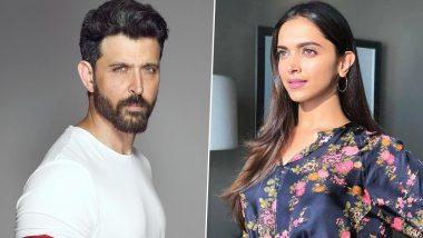 Hrithik Roshan और Deepika Padukone की दमदार जोड़ी करेंगी फैंस का मनोरंजन, एक्शन थ्रिलर फिल्म की चल रही है प्लानिंग