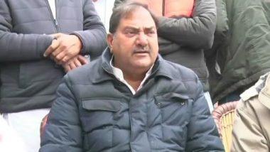 Farmers Protest: किसानों के समर्थन में INLD विधायक अभय सिंह चौटाला ने हरियाणा विधानसभा से दिया इस्तीफा, स्पीकर ने किया स्वीकार