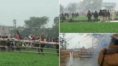 Haryana: सीएम मनोहर लाल खट्टर के कार्यक्रम का किसानों ने किया विरोध, दिखाए काले झंडे-पुलिस ने की लाठीचार्ज, दागे आंसू गैस के गोले