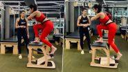 Katrina Kaif Gym Video: जिम में यूं पसीना बहाती दिखीं कैटरीना कैफ, सामने आया एक्ट्रेस का ये दमदार वीडियो