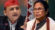 अखिलेश यादव  ने कहा  पश्चिम बंगाल में  बीजेपी को हराने के लिए ममता बनर्जी को करेंगे समर्थन