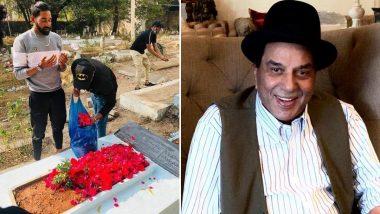क्रिकेटर Mohammed Siraj को पिता की कब्रपर दुआ करते देख इमोशनल हुए Dharmendra, लिख दी ये बड़ी बात