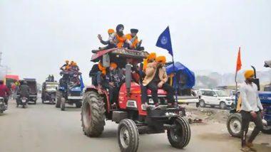 Farmers Protest: गणतंत्र दिवस पर किसानों की ट्रैक्टर रैली, किसान नेता पुलिस अधिकारियों से करेंगे मुलाकात