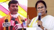 यूपी सरकार में मंत्री आनंद शुक्ला का विवादित बयान, ममता बनर्जी को बताया इस्लामिक आतंकी