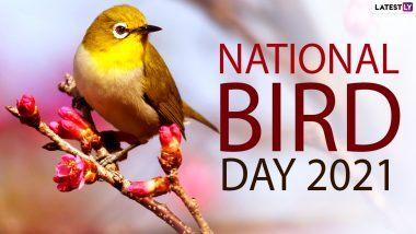 National Bird Day 2021: राष्ट्रीय पक्षी दिवस आज, जानें पक्षियों को समर्पित इस खास दिन का इतिहास और महत्व