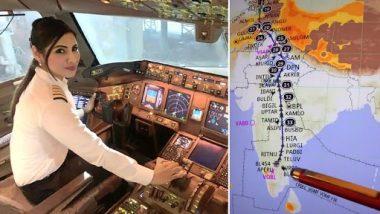 एयर इंडिया की महिला पायलटों की टीम आज रचेंगी इतिहास, सैन फ्रांसिस्को से उड़ान भरकर नॉर्थ पोल होते हुए 17 घंटे में पहुंचेगी बेंगलुरु, यहां देखें पूरा रूट