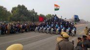 26 जनवरी को देश के 72वें गणतंत्र दिवस पर परेड के आयोजन के लिए कोविड-19 को देखते हुए खास इंतजाम