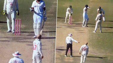 Ind vs Aus 3rd Test 2021: ऑस्ट्रेलियाई कप्तान टिम पेन ने की अश्विन को ट्रोल करने की कोशिश, भारतीय स्पिनर के करारे जवाब से बोलती हुई बंद, देखें Video