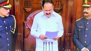 Uttar Pradesh Foundation Day: उत्तर प्रदेश ने राष्ट्र के विकास में अहम भूमिका निभाई है - वेंकैया नायडू