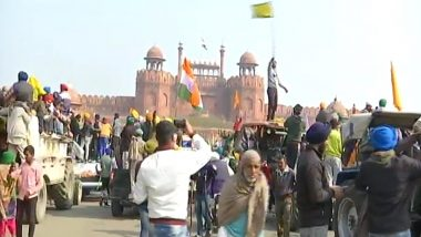 Red Fort Violence Case: दिल्ली पुलिस ने लाल किला हिंसा में शामिल 20 और लोगों की जारी की तस्वीरें