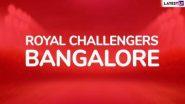 IPL 2021, RCB vs MI: आरसीबी को लगा बड़ा झटका, कैप्टन कोहली हुए आउट