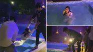 Shehnaaz Gill Turns 28: शहनाज गिल का जन्मदिन मनाने पहुंचे सिद्धार्थ शुक्ला ने एक्ट्रेस को स्विमिंग पूल में फेंका, देखें ये मजेदार Video