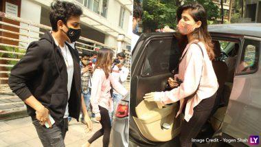 Rhea Chakraborty अपने भाई Showik Chakraborty संग मुंबई में ढूंढ रही हैं नया घर, सामने आई ये ताजा Photos