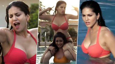 Sunny Leone Bold Video: सनी लियोन और करिश्मा तन्ना का बोल्ड सीन इंटरनेट पर हुआ Viral, फिल्म 'बुलेट्स' के हॉट सीन की हो रही चर्चा