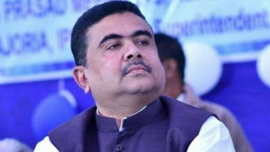 West Bengal: बीजेपी नेता शुभेंदु अधिकारी, उनके भाई और सहयोगियों के खिलाफ एफआईआर दर्ज