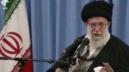 ईरान के सुप्रीम लीडर आयतुल्लाह अली खामेनेई का Twitter ने अकाउंट को किया सस्पेंड, डोनाल्ड ट्रंप को मारने की धमकी