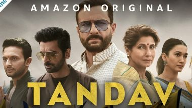 FIR Against Tandav: 'तांडव' सीरीज के खिलाफ मुंबई पुलिस ने दर्ज की एफआईआर, BJP MLA राम कदम ने की थी शिकायत
