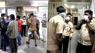 Maharashtra: भंडारा के जिला अस्पताल में लगी आग, 10 नवजात शिशुओं की मौत- 7 को बचाया गया