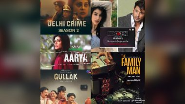 Popular Web Series to Release in 2021: The Family Man Season 2 से लेकर Aarya 2 तक, ये पॉपुलर वेब सीरीज इस साल होंगी रिलीज
