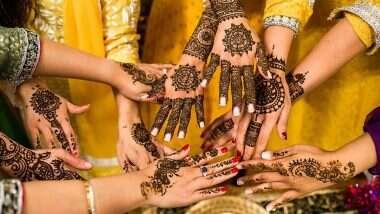 Holi 2021 Mehndi Designs: रंगों के पर्व होली पर अपने हाथों में रचाएं मेहंदी, देखें खूबसूरत और लेटेस्ट डिजाइन्स