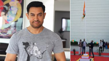 Republic Day 2021: Aamir Khan ने तिरंगा फहराकर मनाया गणतंत्र दिवस, शेयर की ये खूबसूरत तस्वीर