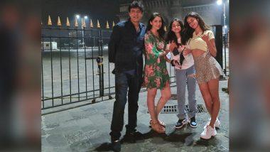 Ananya Panday Photo: अनन्या पांडे ने फैमिली के साथ क्यूट फोटो की शेयर, लिखा ये खास कैप्शन