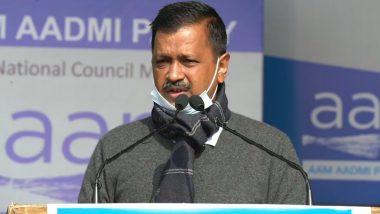 Delhi: MCD उपचुनाव से पहले केजरीवाल ने किया रोड शो, BJP पर साधा निशाना
