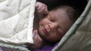 गंगा नदी में मिली 22 दिनों की नवजात बच्ची, CM योगी ने कहा- हम रखेंगे मासूम का ध्यान