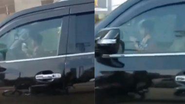 सड़क पर Landcruiser चला रहे 5 साल के बच्चे का VIDEO हुआ वायरल, जिसे देख खिसक जाएगी आपके पैरों तले जमीन