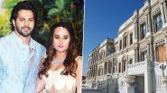 Varun Dhawan-Natasha Dalal Wedding: वरुण-नताशा शादी के बाद इस खूबसूरत लोकेशन पर मनाएंगे हनीमून?